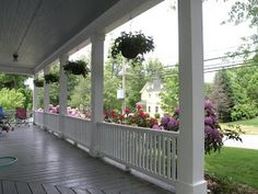 How to build porch railings