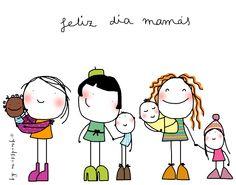 Happy mum day!