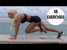 AB exercises before a photoshoot in Miami | VLOGMAS 10
