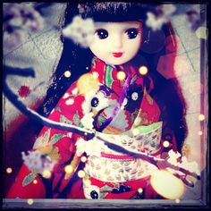 昨年は大変お世話になりありがとうございました。今年もどうぞよろしくお願い致します????´?.? ? `??  #Girlish #Culture #japan #dollphotography #doll #instadoll  #dolly #リカちゃん #licca #takara #liccachan #licca_chan #liccadoll #人形