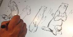 Imaginism Studios Blog: Autodesk Sketchbook Pro presents Schoolism LIVE Toronto 2012