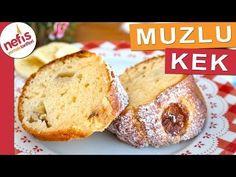 ÇOK SEVİLEN Muzlu Kek Tarifi - Nefis Yemek Tarifleri - YouTube