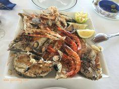 Fresh fish in Almeria, Spain