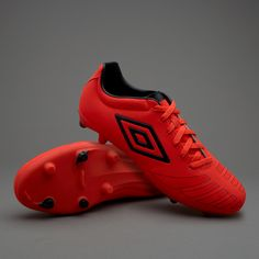 Umbro UX Accuro Club HG - Grenadine/Black