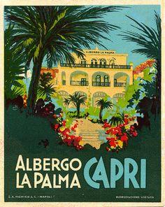 Albergo LaPalma ~ Capri