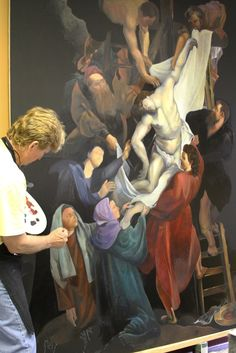 www.keithmartinjohns.com Fine Art, Painting, Painting Art, Paintings, Paint, Draw, Visual Arts