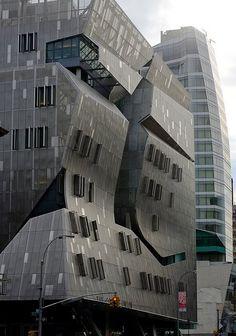 41 Cooper Square | 2009 | Thom Mayne (Morphosis Architects)