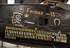 """Friday The 13th """"Bringing back the Halifax! No bad luck here."""" KB"""