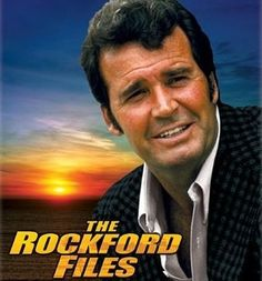 """The Rockford Files"" TV Drama starred James Garner and aired from 1974-1980"