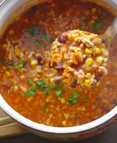 Soup Recipes, Cooking Recipes, Chili, Sweet Treats, Food And Drink, Menu, Dinner, Health, Ethnic Recipes