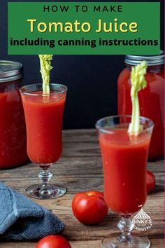 Canning Tomato Juice, Tomato Juice Recipes, Canning Whole Tomatoes, Tips For Growing Tomatoes, How To Can Tomatoes, Vegetable Juicer, Vegetable Dishes, Vegetable Recipes, How To Make Juice