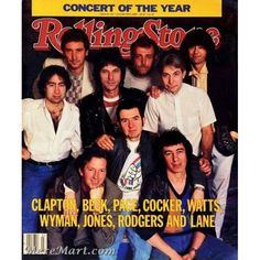 Rolling Stone January 19, 1984 - Issue 413 | $3.63