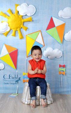 New Photography Kids Studio Boys Children Ideas Newborn Baby Photography, Children Photography, Kids Studio Photography, Book Photography, Toddler Photos, Baby Photos, Kites Craft, Studio Backdrops, Baby Birthday