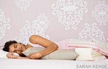 Sweet Slumber---Poses that prepare you for sleep