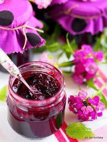 Galaretka z czarnej porzeczki Polish Recipes, Polish Food, Balerina, Keto Diet For Beginners, Preserves, Jelly, Keto Recipes, Raspberry, Food And Drink