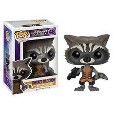 Figurine Pop! Les Gardiens de la Galaxie Rocket Raccoon