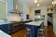 Pac Heights Kitchen View 1
