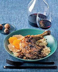 Persian Chicken Stew. Photo © Quentin Bacon
