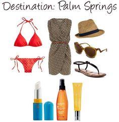 Destination: Palm Springs
