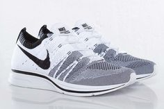 Nike Flyknit Trainer+ Black/White | These are fresh!