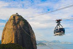 Pan de azúcar, Rio de Janeiro