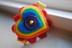 Rainbow heart-listing is expired