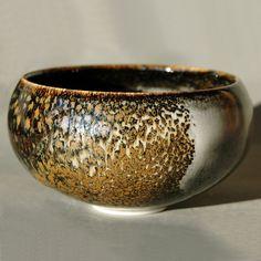 Bol de Sylvestre Rivière, céramique d'art contemporain, artisanat d'art, fait par la main de l'artiste