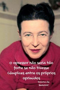 simone de beauvoir ♥