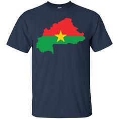 Burkina Faso flag -01