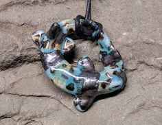 Catshark Pendant  #sharkjewelry #fishjewelry #catshark #bambooshark #sharks #sharklover #dogfish #reefshark #shark #sharkjewelry #sharklove #aquariumlife #ceramics #jewelrygram #jewelrydesign #jewelry #fashionformen #fashionforall #fashionforwomen #handmadeart #handmadejewellery #handmadejewelry #sculptureart #sharksofinstagram #fishofinstagram #fishjewelry #fishlover #fishlovers #catsharks #requins