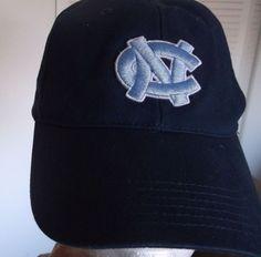 Nike North Carolina TAR HEELS Logo Fitted Collection Size Child Baseball Cap Hat #Nike #BaseballCap