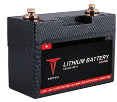 Tattu Motorsport Street Bike Replacement Lithium Iron Phosphate Starting Battery for Power Sports Motorcycles Racing Lawn Mowers Scooters Utility Vehicles and Dirt Bikes Best Scooter, Street Bikes, Dirt Bikes, Scooters, Lawn, Motorcycles, Top, Racing, Vehicles