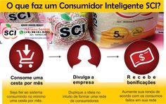 SCI Consumidor Inteligente - Consultores Hinode - Negócios Online - Renda Extra: O que faz um Consumidor Inteligente SCI?