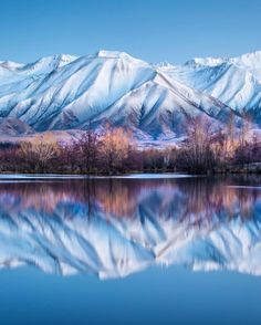 Twizel, New Zealand photo by Brent Purcell.