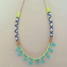 Minty Necklace