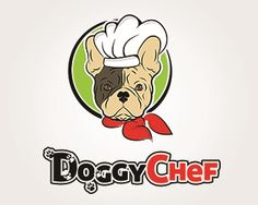 Doggy Chef Logo design - Another magnificent and original logo that you can use in many ways. Is extremely relevant if your business is centered in sphere area of pets and a variety of services related to them .. Price $350.00