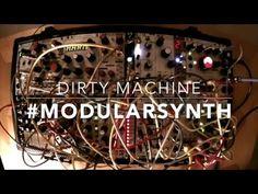 "MATRIXSYNTH: ""Dirty Machine"" - Live modular synthesizer performance by POB (@obrienmedia)"
