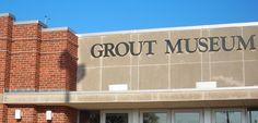 Grout Museum of History & Science / Waterloo, Iowa