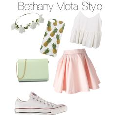 Bethany Mota Style id were it for school