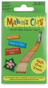 Earth Tones - Makin's Clay for Steampunk Flash Drives #homeschool week
