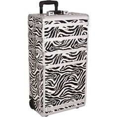 Talk about one great organizer for any makeup artist or creative fashionista!