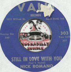 NICK ROMANO Still In Love With You  $20.00