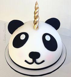 Bolo Panda +de 50 Ideias Super Fofas e Divertidas #BoloPanda #Bolo #Panda #PandaCake Bolo Panda, Panda Cakes, Fashion Cakes, Birthday Cake, Christmas Ornaments, Holiday Decor, Desserts, Food, Google Search