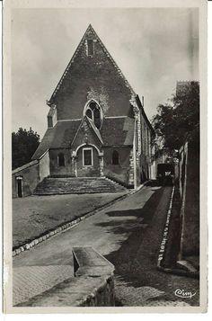 Chateauroux Chapelle des Cordeliers France