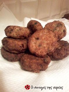 See what I'm cooking on Cookpad! Sweets Recipes, Cooking Recipes, Desserts, Cooking Ideas, Greek Meatballs, Sweet And Salty, Greek Recipes, Different Recipes, No Cook Meals