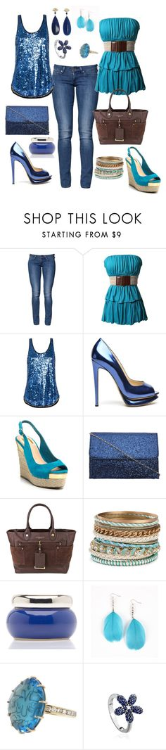 """""""Noite e Dia"""" by marlenewelke ❤ liked on Polyvore featuring Levi's, Talula, Nicholas Kirkwood, Dolce Vita, Dorothy Perkins, Marc by Marc Jacobs, Forever New, With Love From CA, Heather Moore and Hudson Collection"""
