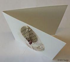 brittdesign: Pastelle & Embossing Pulver