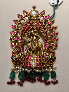 Gold Jewelry For Sale Kids Gold Jewellery, India Jewelry, Bead Jewellery, Temple Jewellery, Pendant Jewelry, Gold Jewelry, Mughal Jewelry, Tiffany Jewelry, Jewelry Gifts