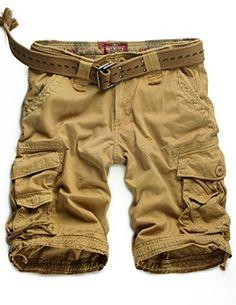 Match Mens Twill Cargo Shorts Quick-dry Summer Shorts S3612 (Label size 4XL/40 (US 38), Khaki) Match http://www.amazon.com/dp/B00CYY53ZM/ref=cm_sw_r_pi_dp_eI7uvb0R1KVAG