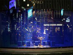 Visual: WAKO - Vidrieras de Tokyo